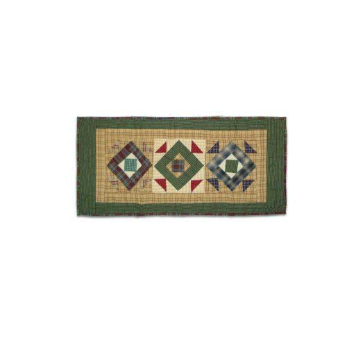 Patch Magic Extra Small Square Diamond Table Runner, 36 Inch By 16 Inch By  Patch Magic. $19.00. Matching Accessories Available. 100 Percent Cotton,  Handmade ...