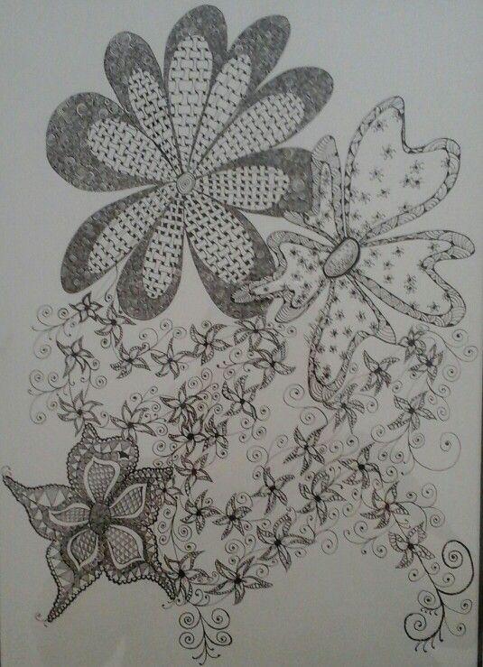 Robyn's magic garden by Lee Burke