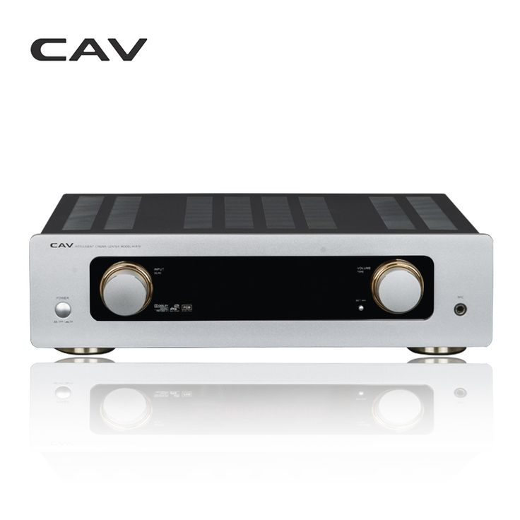313.53$  Buy here - http://alinhn.worldwells.pw/go.php?t=32725316565 - CAV AV970 audio amplifier  home theater amplifier 5.1 channel amplifier Kara OK