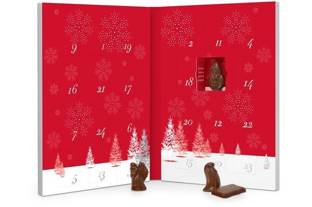Best chocolate advent calendars for 2016 including Lindt, Thorntons, Maltesers and John Lewis #chocolate #advent #calendars #including…
