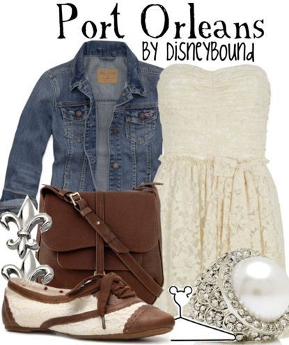 Disney Bound Outfit