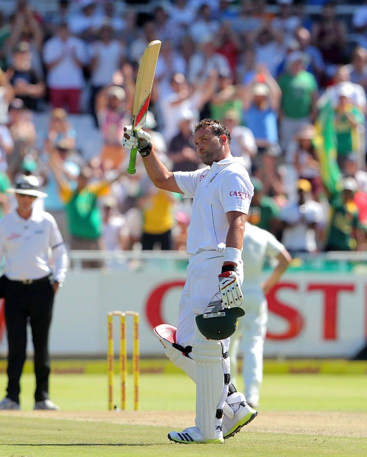 Jacques Kallis (SA) became the 4th player to 13,000 Test runs, vs New Zealand, 1st Test, Cape Town, 1st day, January 2, 2013