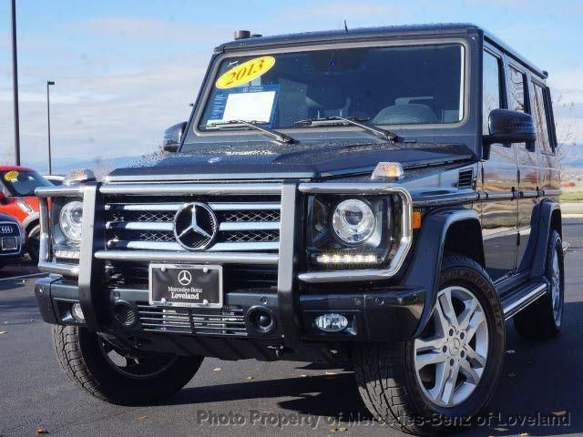 2013 mercedes benz g class g550 awd g550 4matic 4dr suv for Mercedes benz g550 suv used