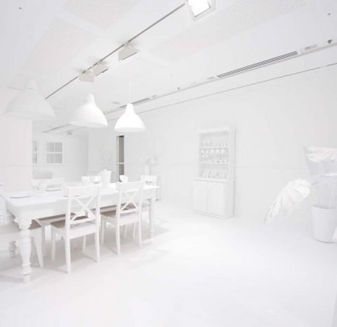 Kusama's Obliteration Room | 22 Dreamy Art Installations You Want To Live In
