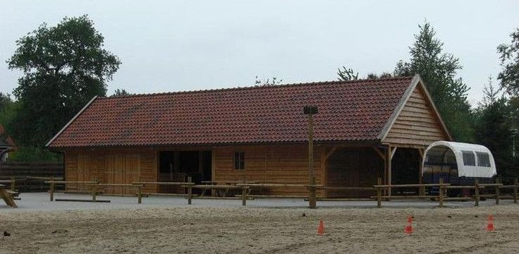 Houten kapschuur 13 - Houtbouw Holland | Exclusieve houtbouw schuren