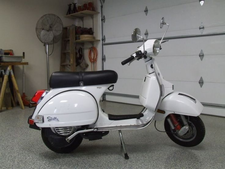 32 best classic scooters images on pinterest for Garage scooter nice