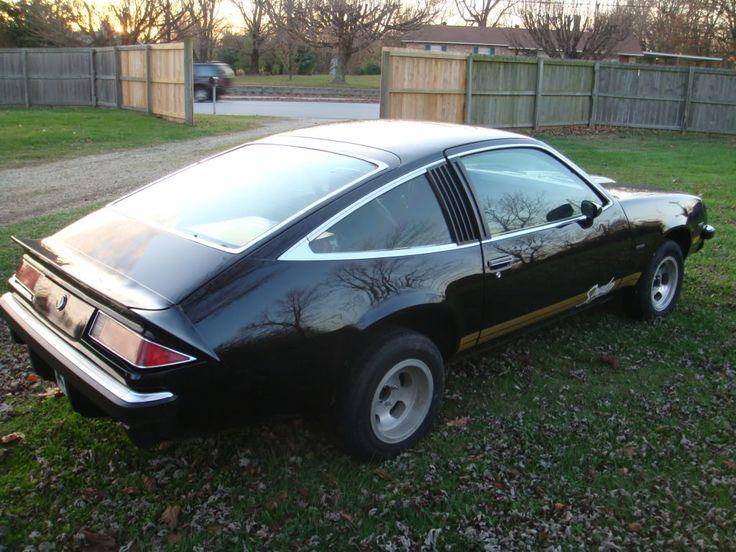 1978 Chevy Monza Car | 1977 Chevrolet Monza Spyder V8 ...