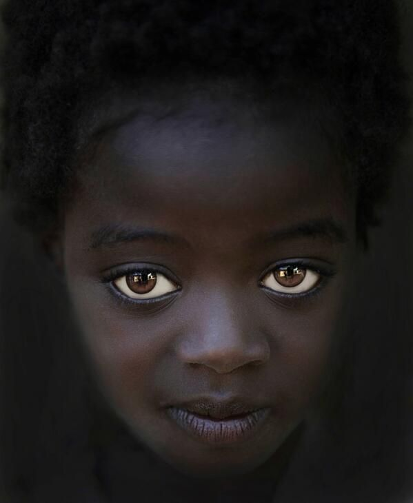Little Girl, Omo, Valley, Ethiopia: Dr. Steve Wallace.