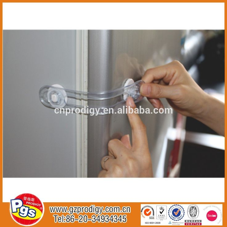 Baby Safety Lock Plastic Multi Purpose Refrigerator Door