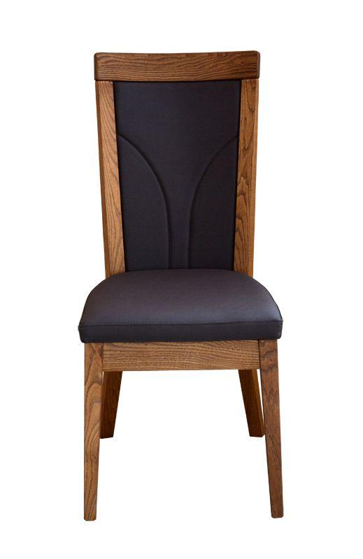 420 Krzesło Polonia, wykonane z wysokogatunkowego drewna jesionowego, to doskonała propozycja zarówno