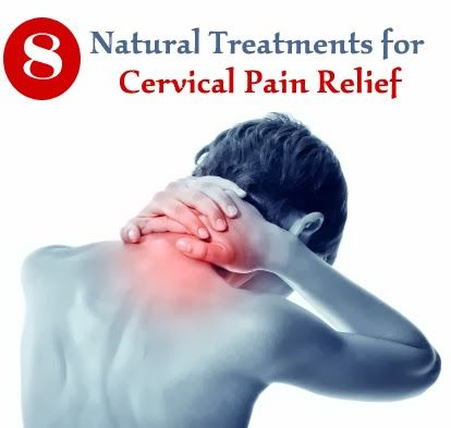 8 Natural Treatments For Neck Problems-Cervical Pain Relief #remediez