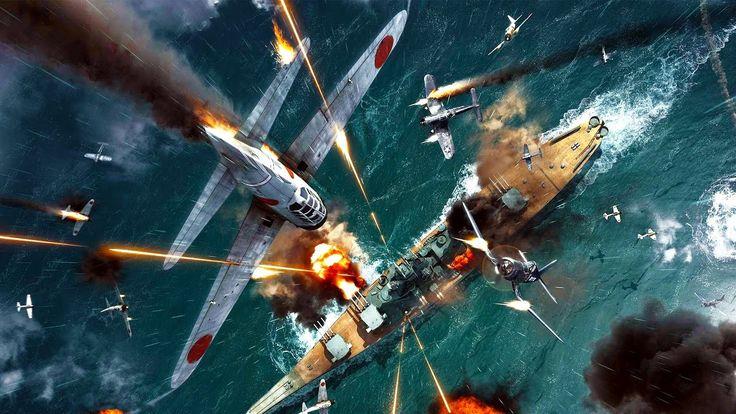 Pilotos Kamikazes em Pearl Harbor - Segundos Fatais - Documentário em HD...