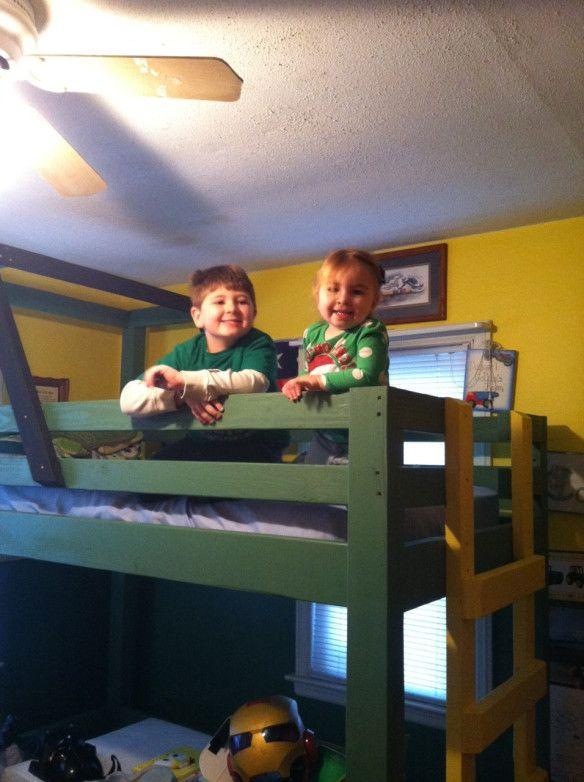 John Deere Bunk Bed Kit : Best john deere bed ideas on pinterest