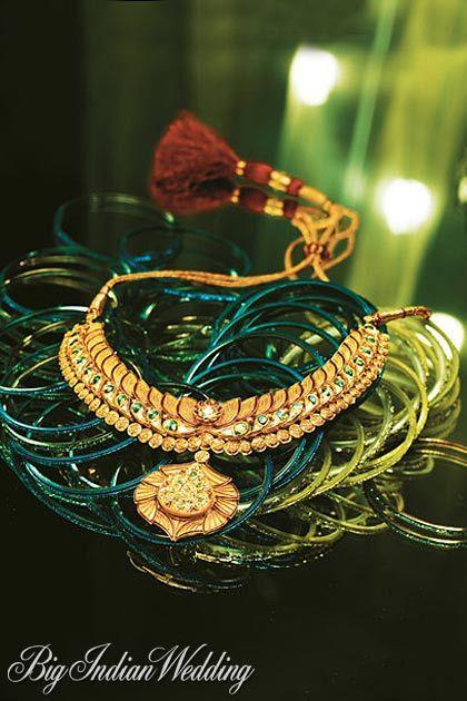 Tanishq wedding jewellery collection
