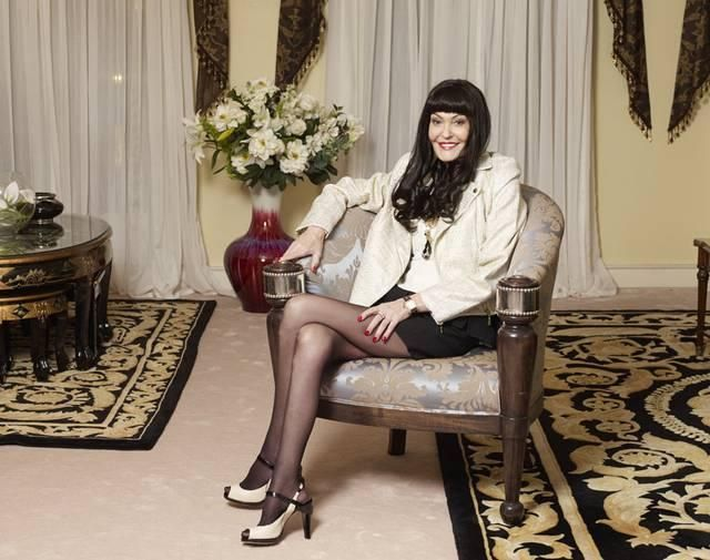 Another inspirational woman: Hilary Devey - Business Woman