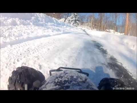 The Snow King 4X4 Nitro Gas Rc Truck EarthQuake 3.5