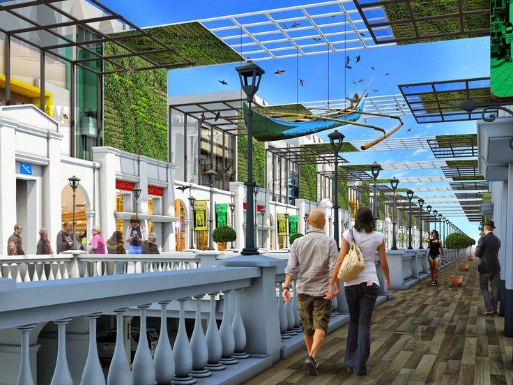 Sayembara Penataan Kawasan Sombaopu Part 4 ~ 1000+ Inspirasi Desain Teknologi Konstruksi Arsitektur