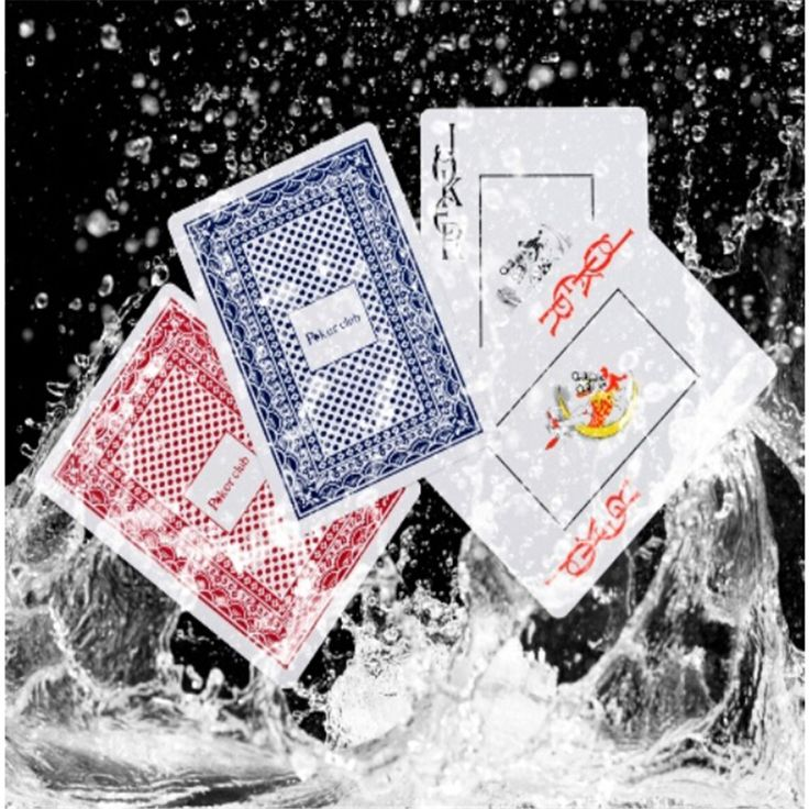 Venta caliente Durable Impermeable Poker Naipes de Póquer de Plástico Conjunto divertido Juego de Mesa Juguete Para Adultos Party Game Baralho Azar Color
