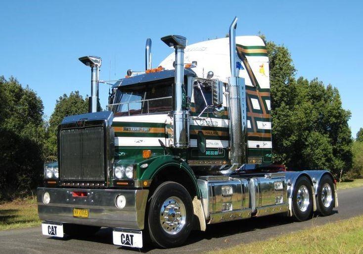 Western Sar Western Star Trucks Trucks Big Rig Trucks