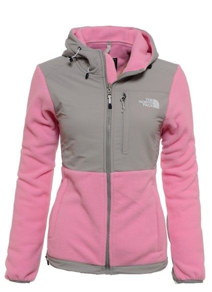 North Face Denali Fleece Hoodie Ruffle Pink Womens [Womens North Face Denali Hoodies-765] - $71.99 : North Face Hot Sale and all kinds of Nike,Adidas and New Balance Shoes on sale