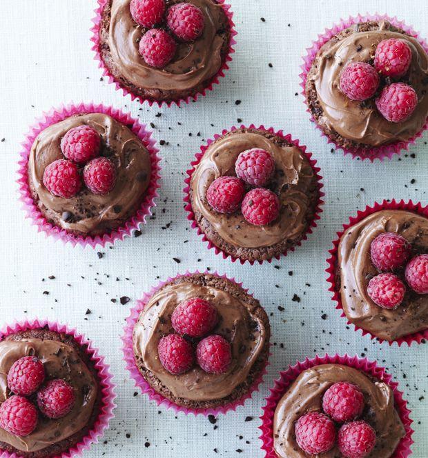 Opgrader dit bagværk og server cupcakes forklædt i Bailey og chokolade. Det er kræs for sukkergrise og gæster, der fortjener det ekstra godt!