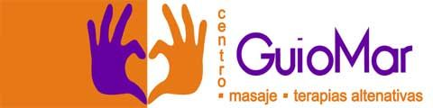 Logo Centro de masaje y terapias alternativas Guiomar - Madrid