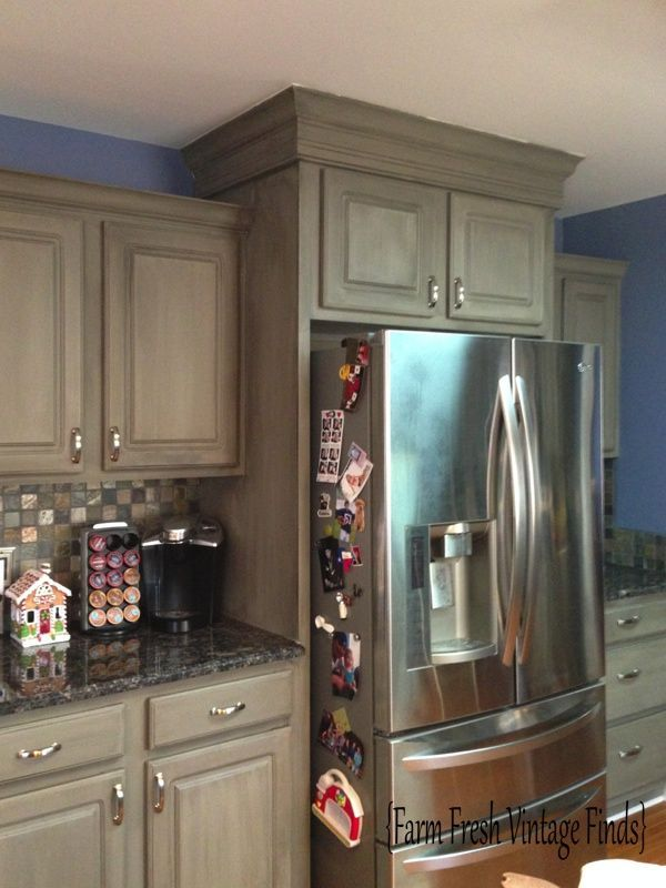 17 Best Images About Annie Sloan Chalk Painted Kitchens On
