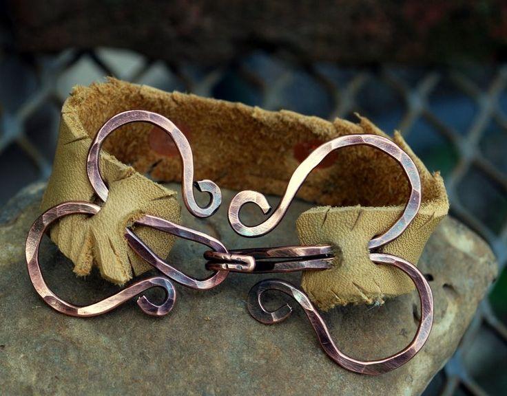 ❥ leather bracelet~ Melinda Orr... https://www.facebook.com/MelindaOrrDesigns