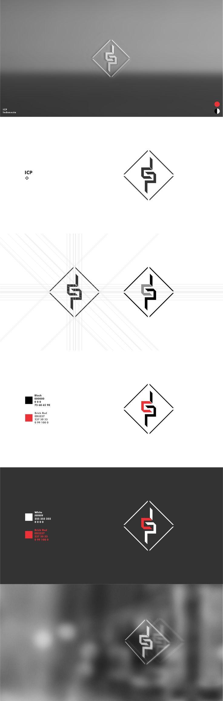 ICP - Visual Identity #visual #identity #visualidentity #logo #graphic #design #graphicdesign #digitalart #presentation #portfolio