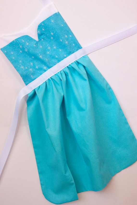 Add some ice and your little girl is ready to be Elsa from Frozen. Dress up at its most comfortable and adorable. 5 size options allow them to