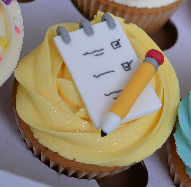 59 best images about Back-to-School Cupcakes on Pinterest ...