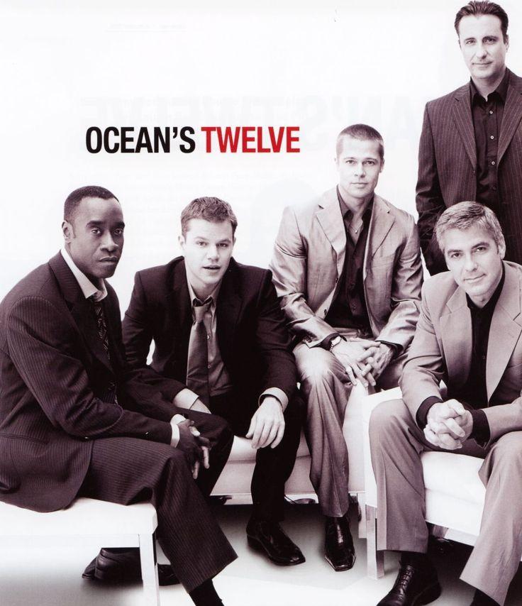 the Oceans Twelve