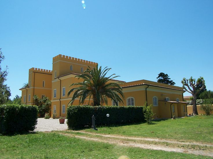 Agriturismo Villa Graziani, in Vada (Tuscany). www.villagraziani.com