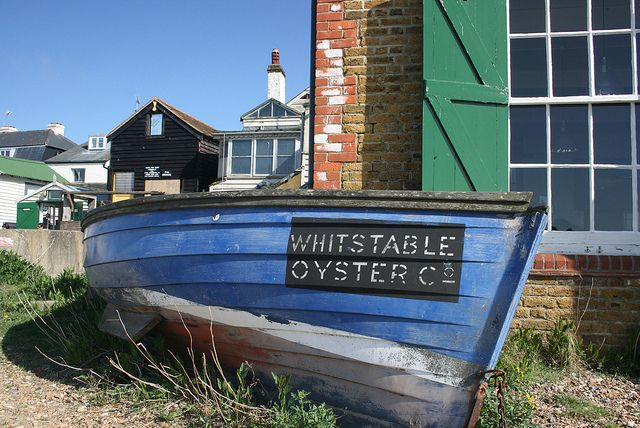 STEP 196 – Down Oysters in Whitstable, Kent.  Photo by Supermac1961 (on Flickr)