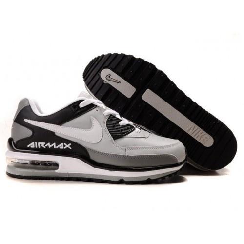 Hommes Nike Air Max LTD Grey/Noir88,98€