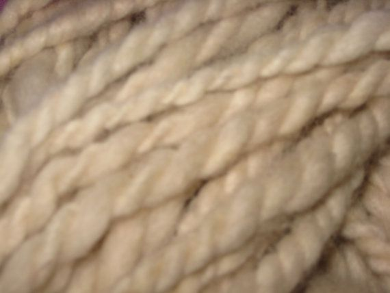 ON SALE     Alpaca  Wool  Blend Super Bulky by oldschoolhandwovens, $25.00