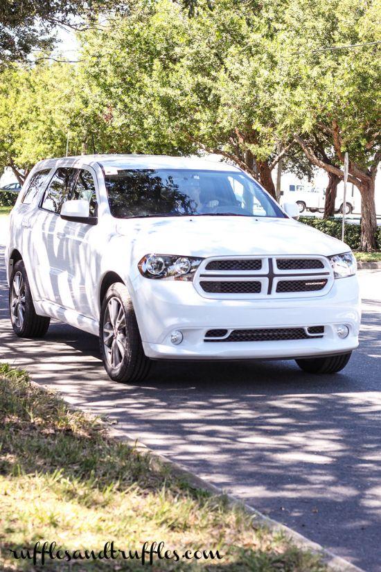 My look at the 2013 Dodge Durango