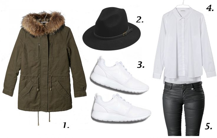 #parka #outfit #sneakers #white #weiß #hut #hat #modeblog #fashionblog http://fashiontipp.com