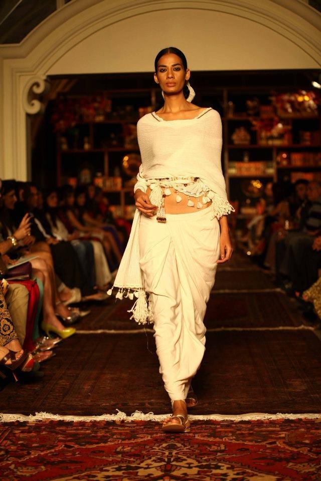 Tarun Tahiliani Lakmé Fashion Week show - #Desi Spring Summer 2013 http://www.taruntahiliani.com/index.html  | TWO-BROWNGIRLS
