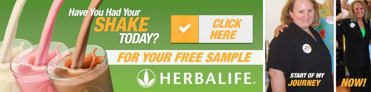 Get a free sample of Herbalife Formula 1 + PDM on the Go Shake.  Delicious Cookie n Cream/Vanilla flavor. http://www.beachstuffshop.com/shop/buy-herbalife-weight-loss-products-cheap/herbalife-single-shake-packet/