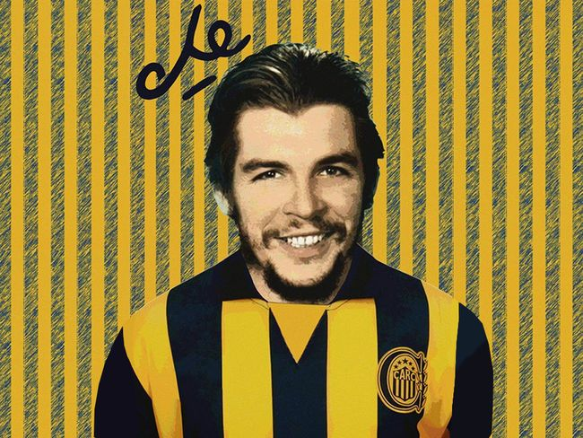 La gran polémica del Che: ¿era o no era de Rosario Central?