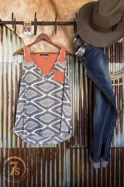 Haute on the Ranch: Our [Own] Every Day Style – Savannah Sevens Western Chic