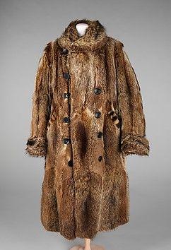 coat, 1919
