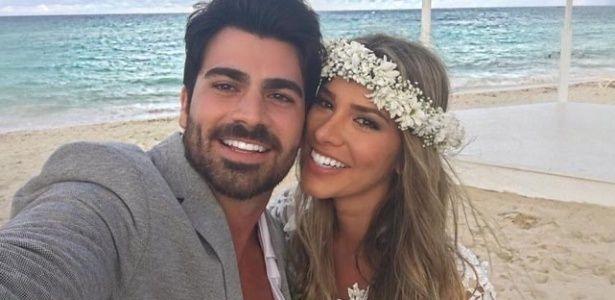Grávida, ex-BBB Adriana se casa com Rodrigão na República Dominicana #BBB, #Casamento, #Grávida, #Hoje, #Instagram http://popzone.tv/2015/10/gravida-ex-bbb-adriana-se-casa-com-rodrigao-na-republica-dominicana/