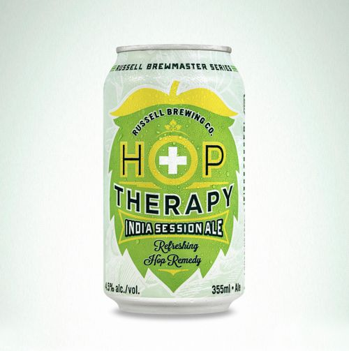 Russell Brewing Co.'s Hop Therapy India Session Ale