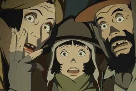 Tokyo Godfathers - Japanese animated film, touching.