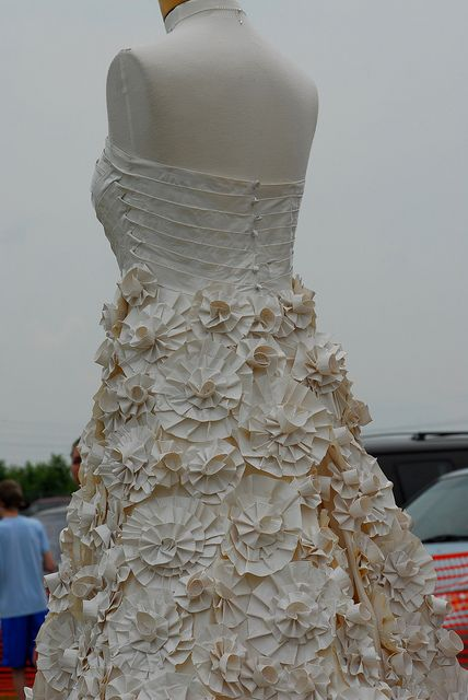 Duct Tape Wedding Dress | Duct Tape Festival -58 | Flickr - Photo Sharing!