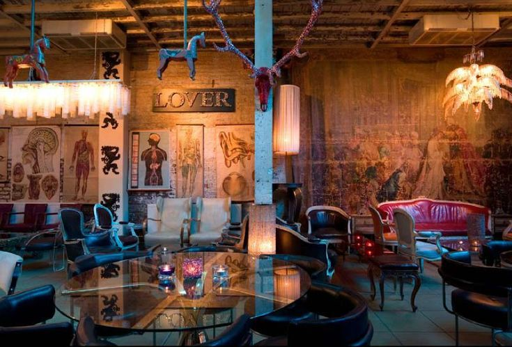 Bar Lounge Lover