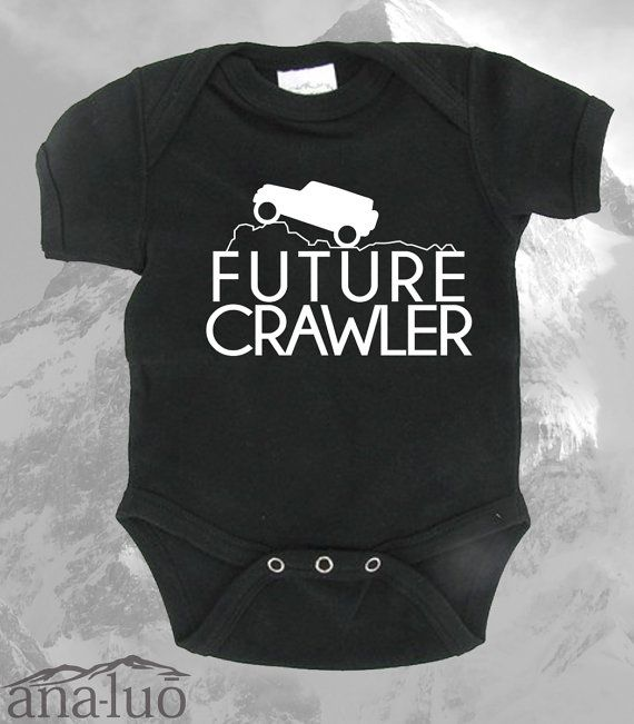 Hey, I found this really awesome Etsy listing at https://www.etsy.com/listing/236659984/jeep-future-crawler-onesie