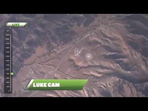 Luke Aikins - Heaven Sent ~ Record Breaking No Parachute Jump